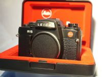'                  LEICA R5 c/w Presentation Case  ' Leica R5 -GERMANY- -CASED-NICE- £299.99